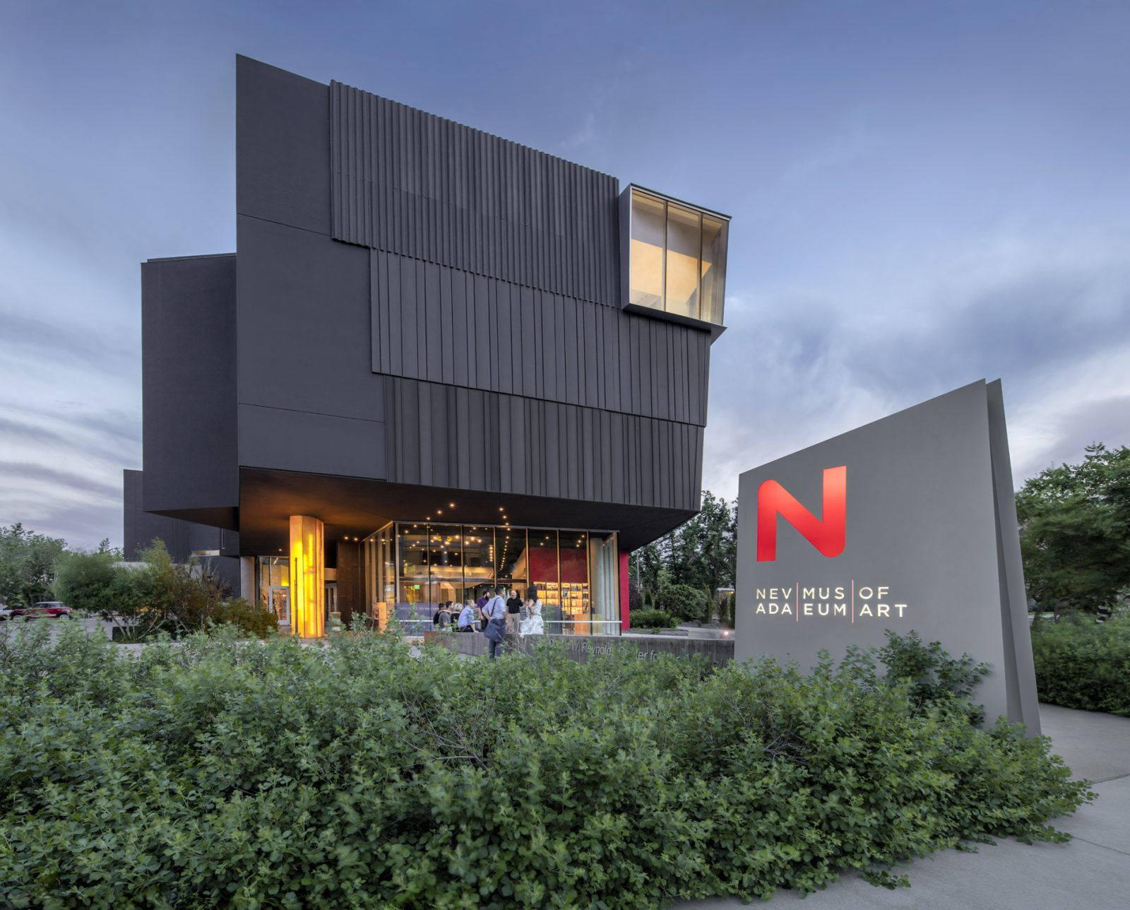 Nma Nevada Museum Of Art Will Bruder Architects